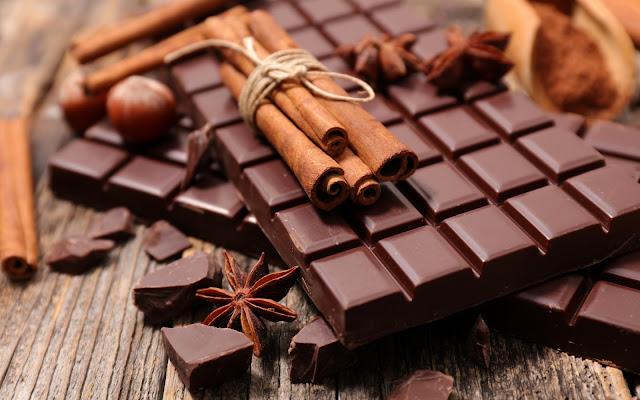 Домашний шоколад с корицей
