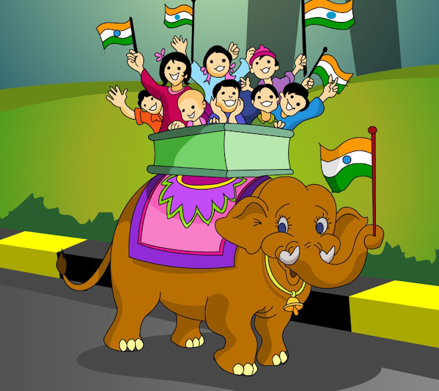 India republic day images