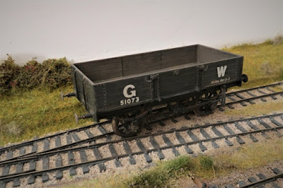 O gauge wagon