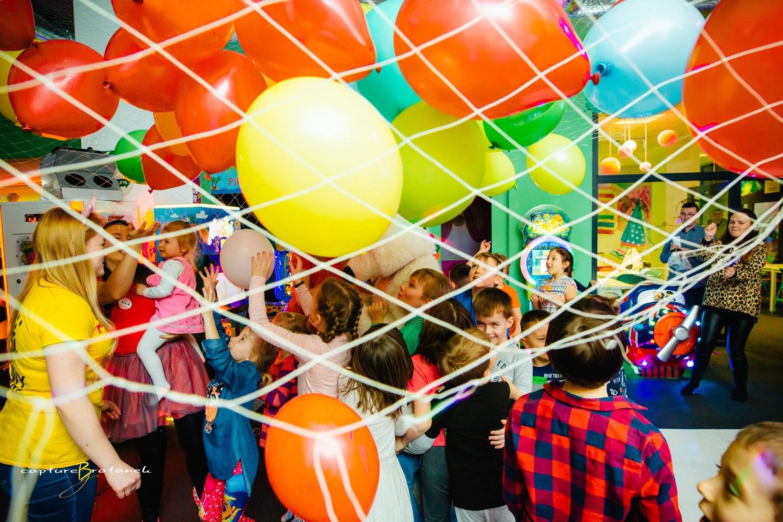 Miejsce zabaw dla dzieci w Białymstoku