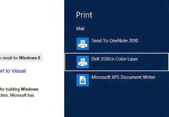 Epson Printer Offline Windows 8.1