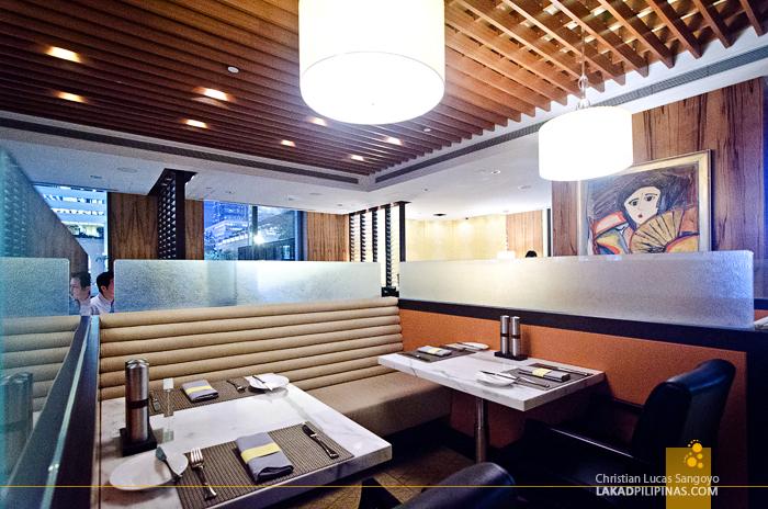 Café Causette Mandarin Oriental