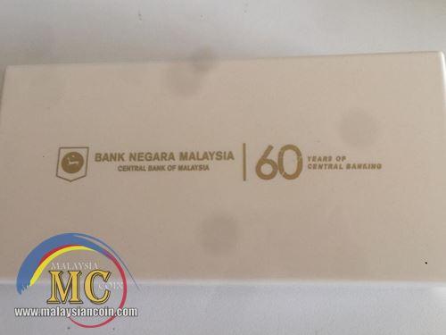 60 years BNM