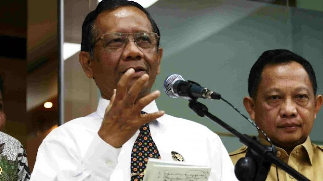 Mahfud Minta Pejabat yang Lindungi Djoko Tjandra Dipidana