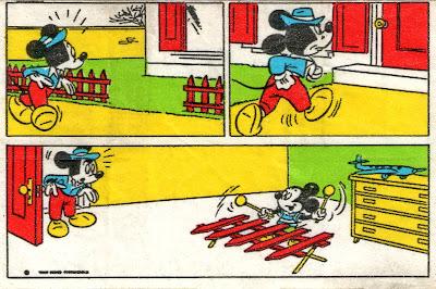 вкладыш Donald - 086