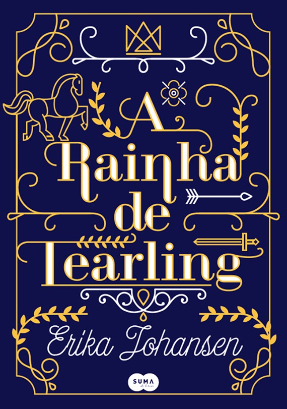 She is a Bookaholic: [Resenha] A Rainha de Tearling