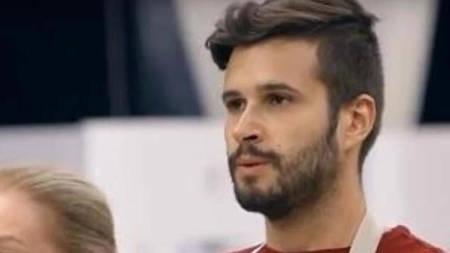 Ex-participante do Bake Off Brasil Murilo Marques fala que foi  dopado, violado e roubado após encontro.