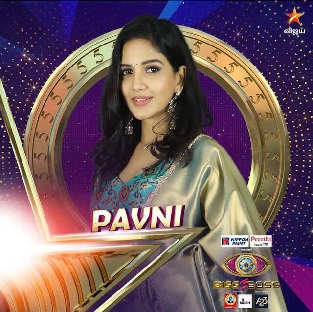 Pavani Reddy  Actress / Model