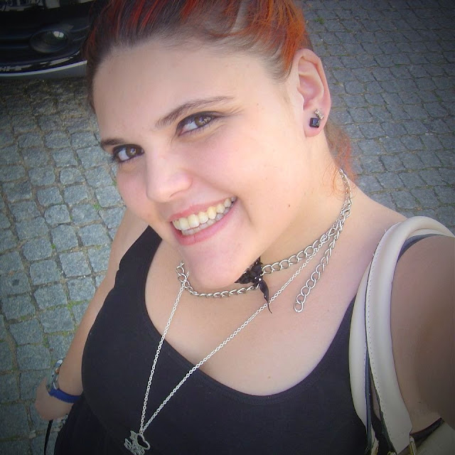 Autora do blog Ontem é só Memória, Teresa Isabel Silva