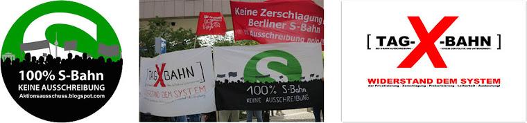 Aktionsausschuss 100% S-Bahn