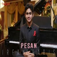 Irfan Haris lirik Pesan www.unitedlyrics.com