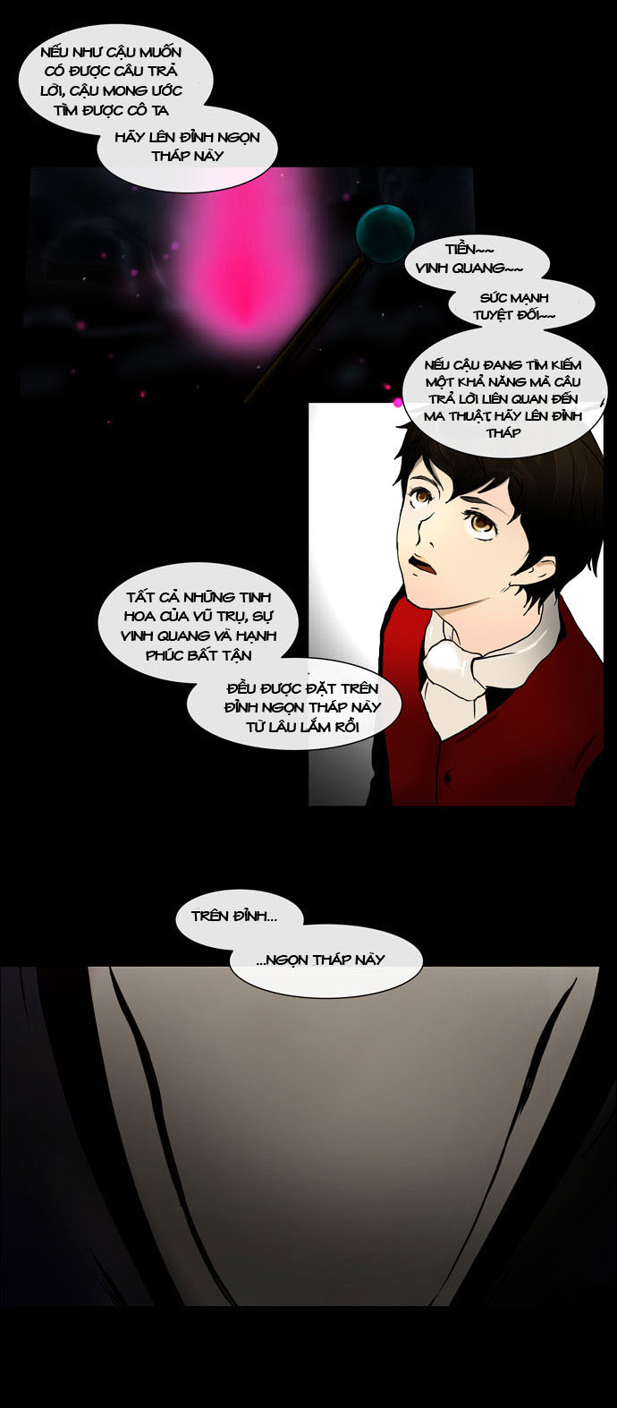 Tower of God chapter 1 trang 28