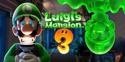 Novo gameplay de Luigi's Mansion 3