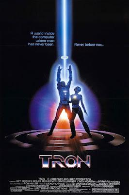 Póster película Tron