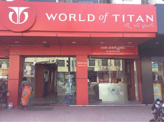 World Of Titan - Exclusive Titan Showroom
