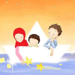 Mirzan Blog S 30 Trend Terbaru Gambar Ayah Ibu Anak Laki Kartun