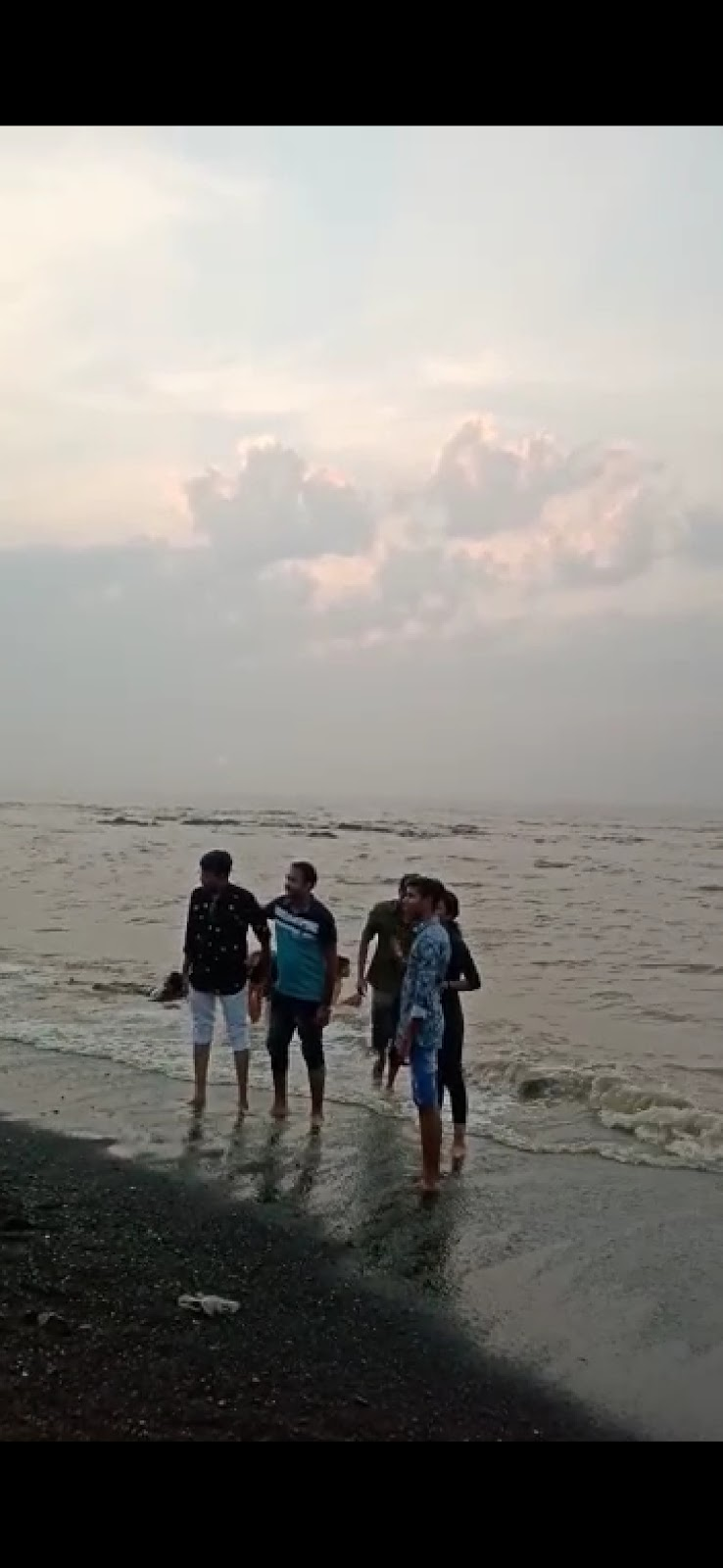 Daman sea