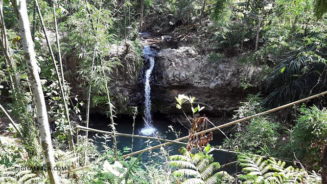 wisata alam banyuwangi, kampung ikan banyuwangi, wisata air, kluncing waterfall, air terjun banyuwangi, kawah ijen,