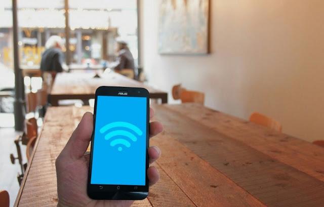 Cara Aman Internetan di Tempat Umum