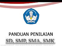 Download Panduan Penilaian Kurikulum 2013 Untuk SD,SMP dan SMA Revisi Terbaru 2017