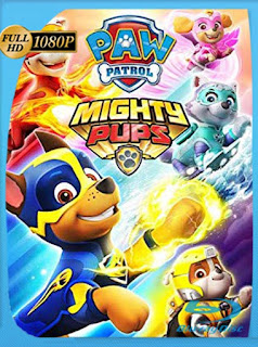 Paw Patrol: Mighty Pups (2018) HD [1080p] Latino [GoogleDrive] SilvestreHD