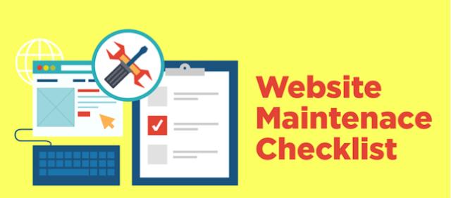 Website Maintenance Checklist to Avoid Technical Glitches