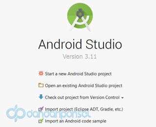 Cara Bikin Aplikasi dengan Android Studio
