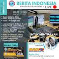 """Simak kembali """" Berita Indonesia Live """" Edisi Kamis,  25 Februari  2021"""