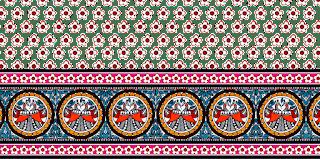 Madhubani-border-design-for-textile