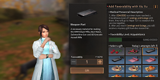 Event Gift Npc to Get Formula Shard and Memorial Coin LifeAfter
