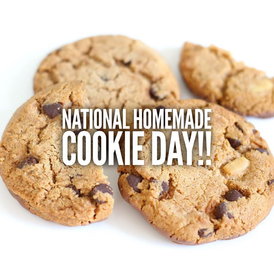 National Homemade Cookies Day Wishes Awesome Picture
