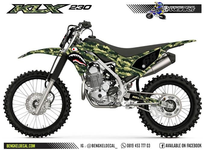 KLX 230 - R - Camo