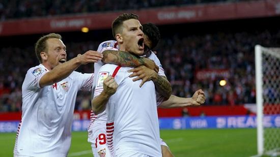 Sevilla đang có thành tích rất tốt.