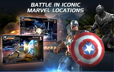 Download Gratis MARVEL Contest of Champions Apk Terbaru 2016