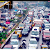 Traffic Jams in Hyderabad