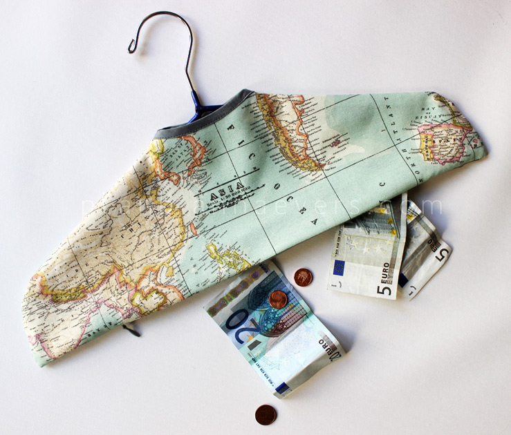 Secret Pocket Hanger Tutorial