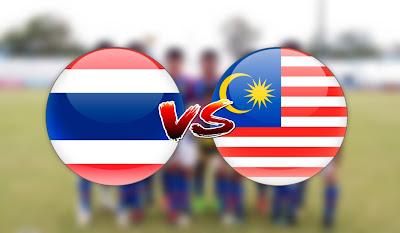 Live Streaming Thailand vs Malaysia AFF B-15 9.8.2019