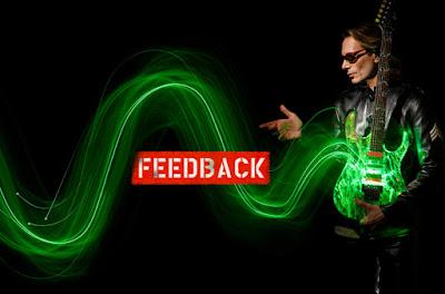 Steve Vai, feedback, karma