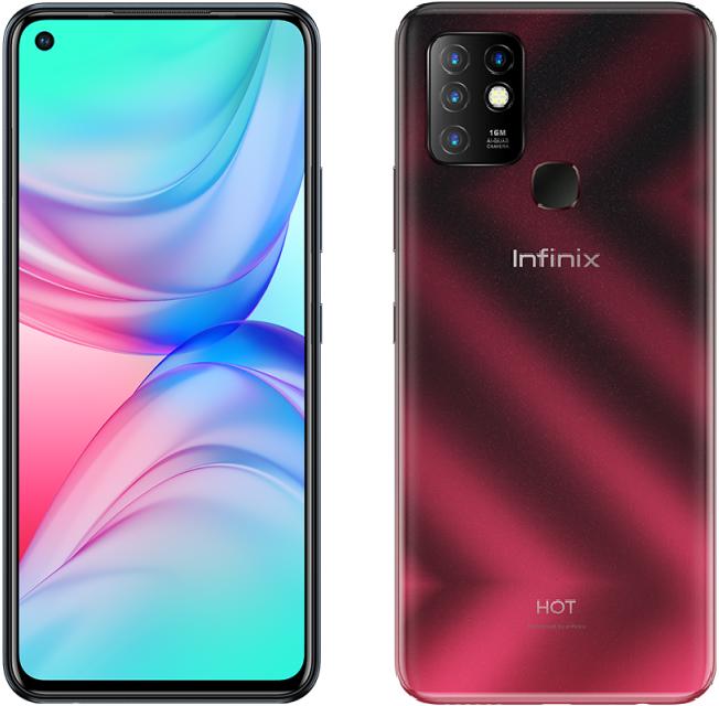 موبايل Infinix Hot 10 بسعر 2299 جنيه على جوميا مصر