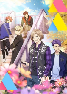 A3! Season Autumn & Winter Opening/Ending Mp3 [Complete]