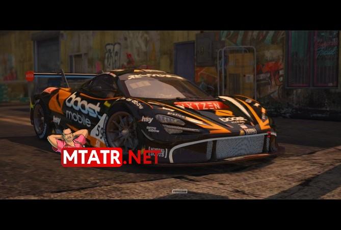 MTA SA 2019 McLaren 720S GT3