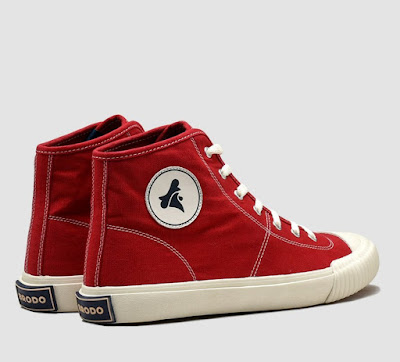 Vulcan Lo Classic Red WS