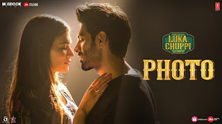 Photo Lyrics - Luka Chuppi -  Karan Sehmbi - Kartik Aaryan - Kriti Sanon