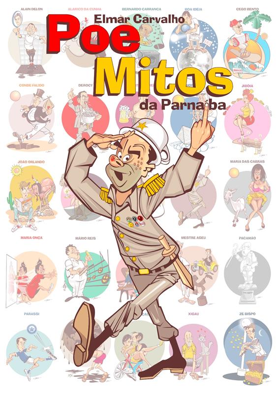 Cultura: PoeMitos da Parnaíba (Elmar Carvalho)