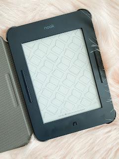 e-reader, ebooks, books, book review, barnes and noble