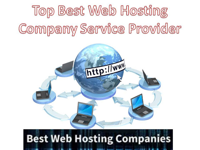 Top Best Web Hosting Company Service Provider