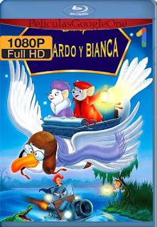 Bernardo y Bianca (1977) [1080p BRrip] [Latino-Inglés] [LaPipiotaHD]