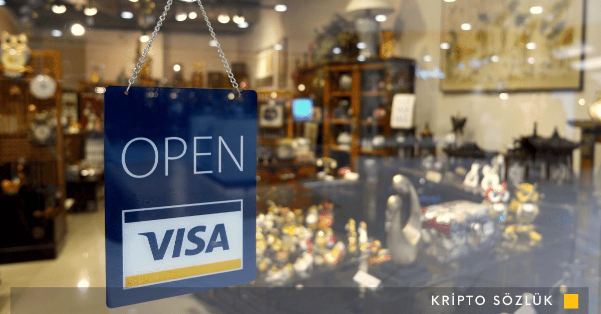 Visa Blockchain Tabanlı Dijital Fiat Para Birimi İçin Patent Başvurusu Yaptı!