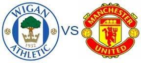 Prediksi Skor Wigan Athletic vs Manchester United 01 Januari 2013