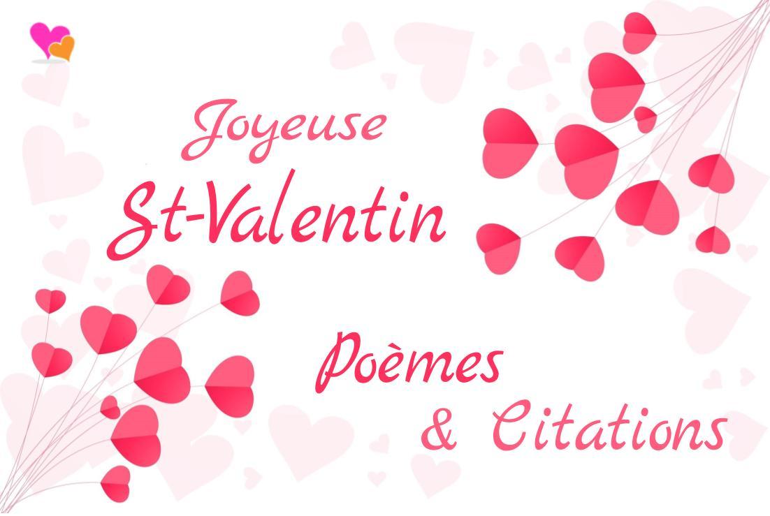 Comment souhaiter joyeuse Saint-valentin ?